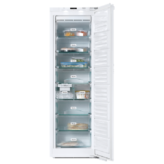 MIELE FNS 37492 iE Built-in freezer for perfect side-by-side combination | 178 cm niche
